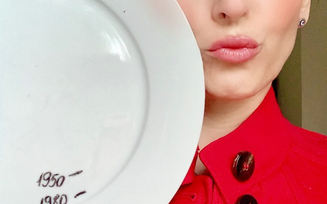 Jana Lerbach Your plates Are Making You Gain Weight Photo