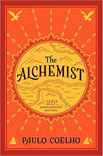 The Alchemist by Paulo Coelho Cover